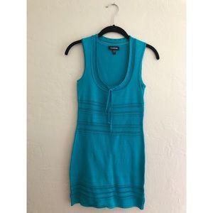 Bebe Turquoise Dress